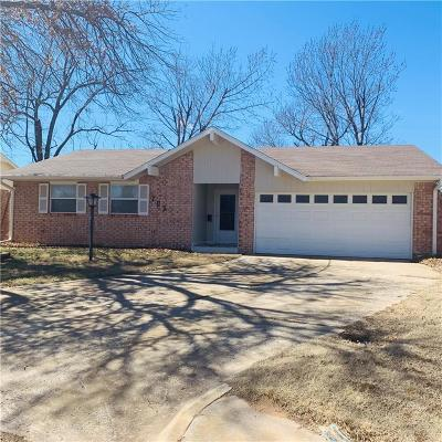 Single Family Home For Sale: 702 Glenwood Drive