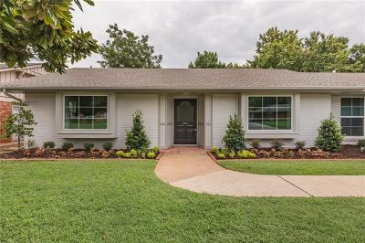 Oklahoma City Single Family Home For Sale: 2704 NW 69th