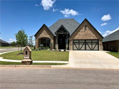 Oklahoma City Single Family Home For Sale: 16921 Madrid Circle