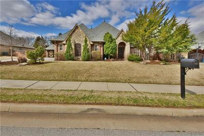 Edmond Single Family Home For Sale: 4209 Slate Bridge Road
