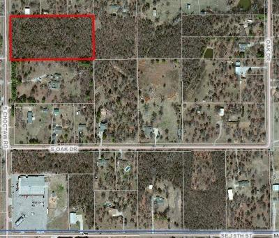 Choctaw Residential Lots & Land For Sale: S Choctaw Road