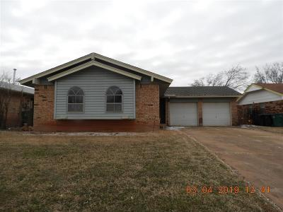 Oklahoma City Single Family Home For Sale: 3224 SE 54th Street