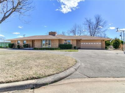 Oklahoma City Single Family Home For Sale: 4200 NW 34th Street