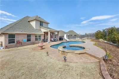 Edmond Single Family Home For Sale: 5008 Kelly Lakes Drive