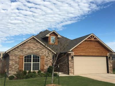 Edmond Single Family Home For Sale: 15420 Hill Branch Road