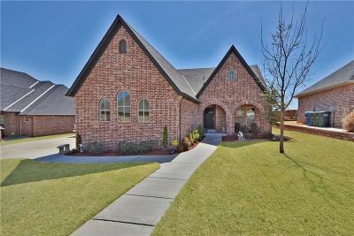 Edmond Single Family Home For Sale: 2932 Wind Call Lane