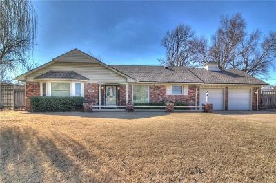 Oklahoma City Single Family Home For Sale: 5313 N Drexel Circle