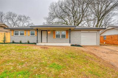 Noble Single Family Home For Sale: 406 N Front Street