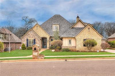 Edmond Single Family Home For Sale: 4317 Native Dancer Drive