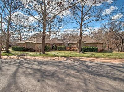 Edmond Single Family Home For Sale: 2605 Trail Creek Road