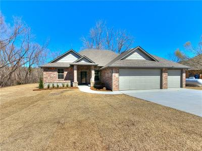 Choctaw Single Family Home For Sale: 14587 Hillview Road
