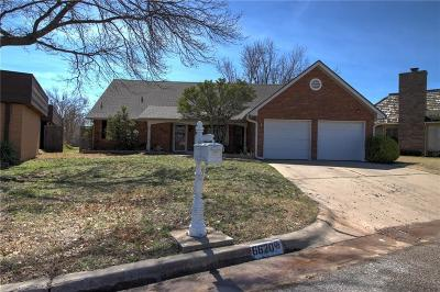 Oklahoma City Single Family Home For Sale: 6620 Parkwood Lane
