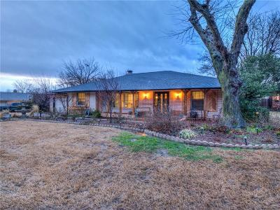 Oklahoma City Single Family Home Pending: 13408 Pinehurst Road