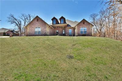 Edmond Single Family Home Pending: 3782 W Timberline Trail