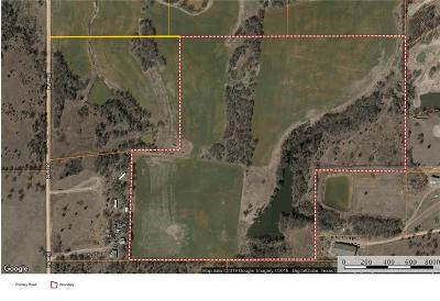 Blanchard Farm & Ranch For Sale: Tract 5 -star Road Road