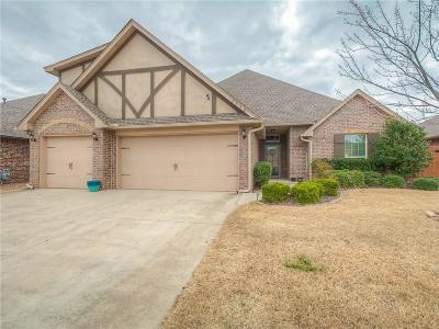 Edmond Single Family Home For Sale: 2328 NW 155th Street