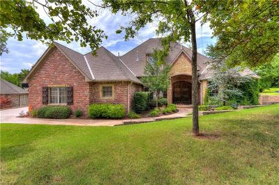 Edmond Single Family Home For Sale: 2309 Saddleback Drive