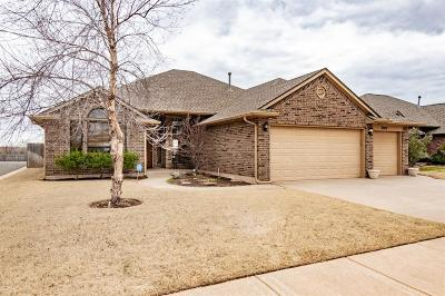 Edmond Single Family Home For Sale: 2812 NW 166th Street