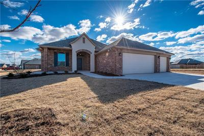Oklahoma City Single Family Home For Sale: 208 SW 168th Terrace