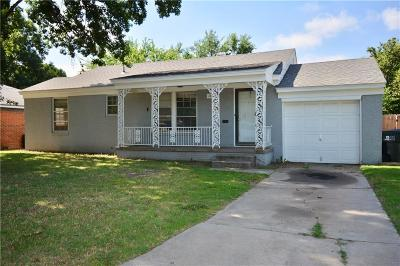 Norman Single Family Home For Sale: 1118 Idaho Street