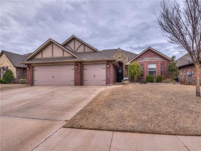 Edmond Single Family Home For Sale: 18304 Haslemere Lane