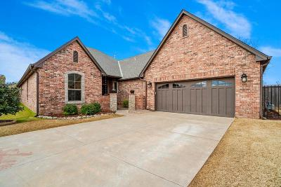 Edmond Single Family Home For Sale: 3401 Old Georgetowne Road