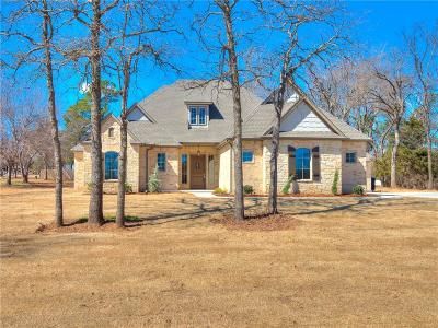 Choctaw Single Family Home For Sale: 1553 Pine Meadows
