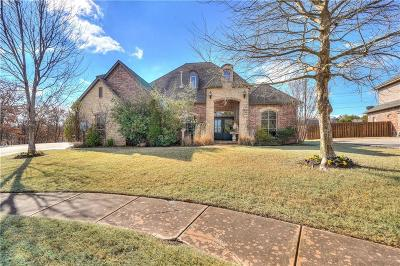 Edmond Single Family Home For Sale: 3516 Sawgrass Road