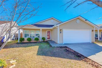 Norman Single Family Home For Sale: 1217 Briar Patch Way