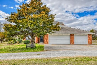 Norman Single Family Home For Sale: 3020 Twin Acres Drive