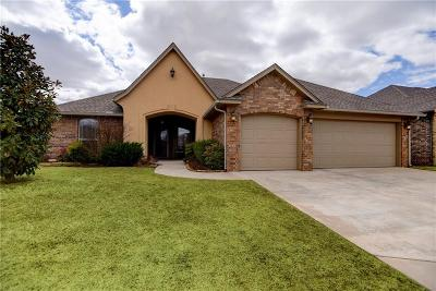 Oklahoma City Single Family Home For Sale: 5116 SW 124th Place
