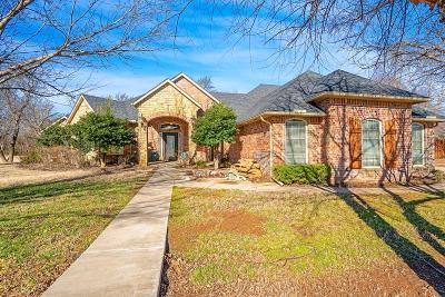 Edmond Single Family Home For Sale: 14525 Cottonwood