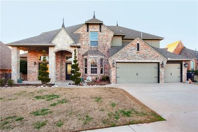 Edmond Single Family Home For Sale: 19540 Talavera Lane