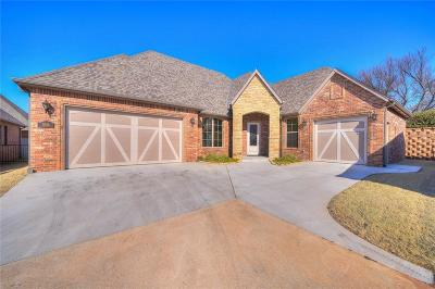 Edmond Single Family Home For Sale: 1041 Villas Creek Drive