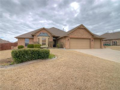 Choctaw Single Family Home For Sale: 15122 Fox Creek Road