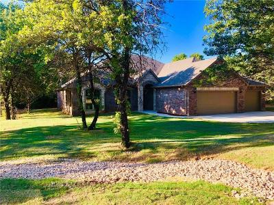 Guthrie Single Family Home For Sale: 3400 Bobcat Trail