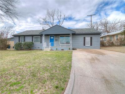Canadian County Single Family Home For Sale: 1316 S Ellison Avenue