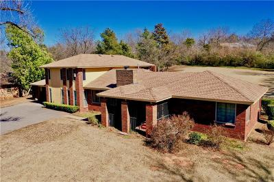 Oklahoma City Single Family Home For Sale: 4936 Woodland Drive