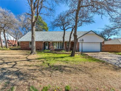 Lincoln County, Oklahoma County Single Family Home For Sale: 1012 Pine Oak Drive