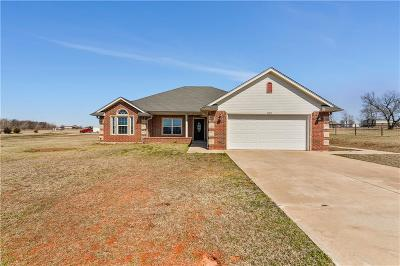 Blanchard Single Family Home For Sale: 2268 County Road 1260