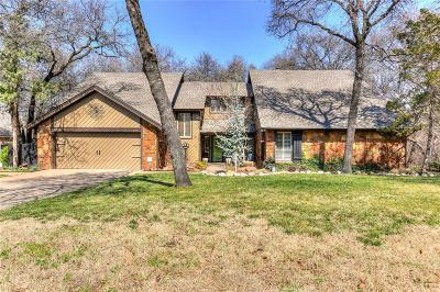 Edmond Single Family Home For Sale: 707 Sunny Brook Drive