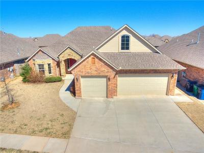 Oklahoma City Single Family Home For Sale: 8813 NW 109th Street