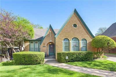 Oklahoma City Single Family Home For Sale: 233 NW 32nd Street