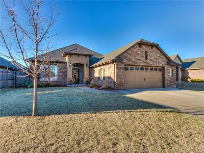 Oklahoma City Single Family Home For Sale: 400 SW 170th Terrace