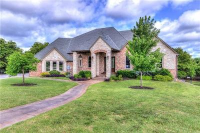 Edmond Single Family Home For Sale: 4317 Slate Bridge Road