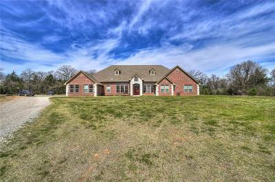 Jones Single Family Home For Sale: 13865 Bynum Way