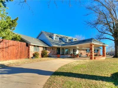 Oklahoma City Single Family Home For Sale: 11601 Blue Sage Road
