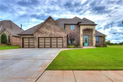Lincoln County, Oklahoma County Single Family Home For Sale: 4616 Belmar Court