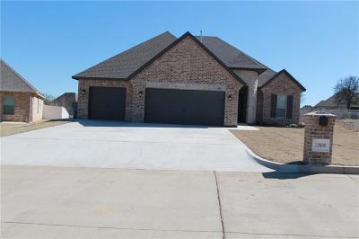 Choctaw Single Family Home For Sale: 12600 Shady Hollow Drive