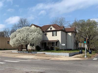 Shawnee Multi Family Home For Sale: 212 E Highland Street
